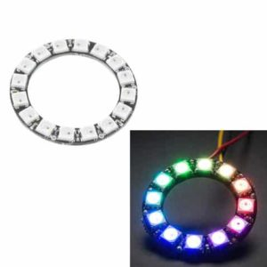 LED Ring 16 RGB 5050 LEDs