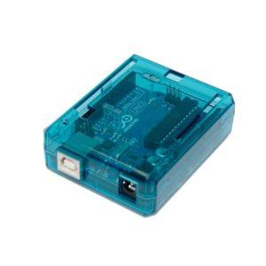 ABS Behuizing Arduino Uno Blauw