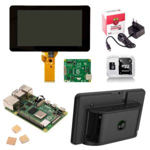 Raspberry Pi 4B Display kit