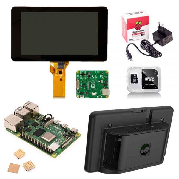 Raspberry Pi 4B Display kit