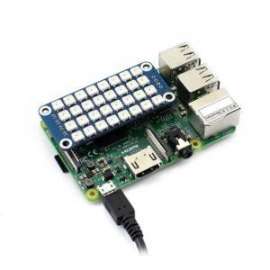 Raspberry Pi RGB LED HAT