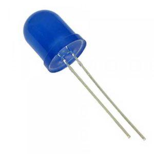 10mm LED Blauw