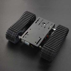 Black Gladiator Robot platform