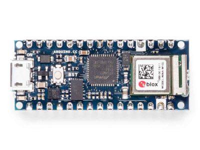 Arduino Nano 33 IoT bovenkant