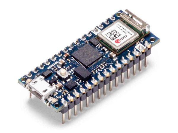 Arduino Nano 33 IoT met Headers