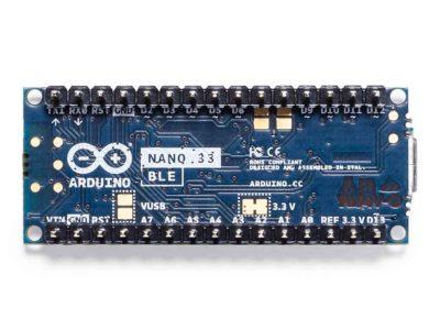 Arduino Nano 33 BLE unten