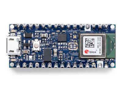 Arduino Nano 33 BLE oben