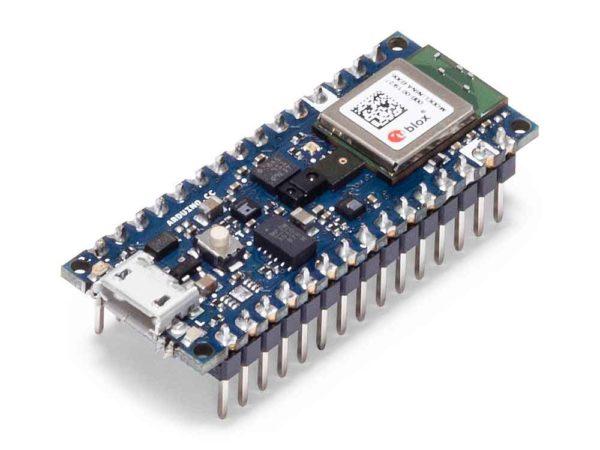 Arduino Nano 33 BLE Sense met Headers