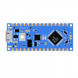 Arduino Nano Every Fritzing