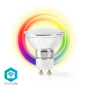 Slimme lamp RGB en Warm Wit
