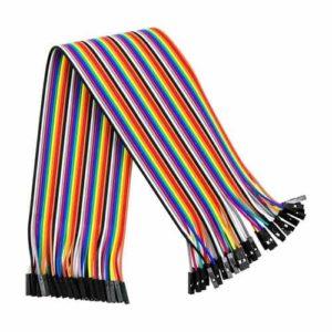 Jumper wires 30cm Female Female