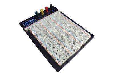 Breadboard board 2390 tie points