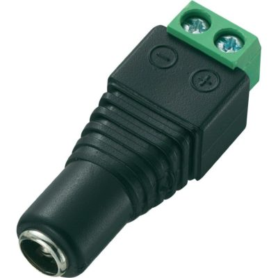 Female 2.1 * 5.5mm for DC Power Jack Adapter Connector Plug