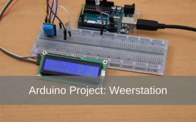 Arduino Project: Weer station