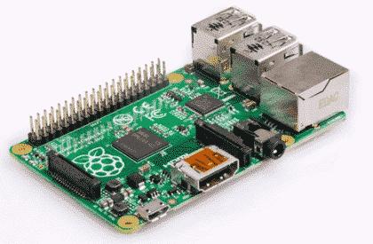 Raspberry Pi 1B+