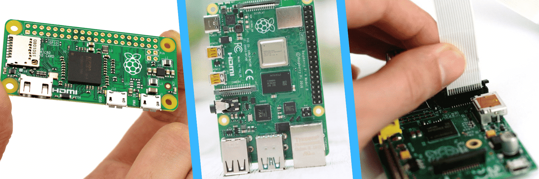 Welke Raspberry Pi heb ik?