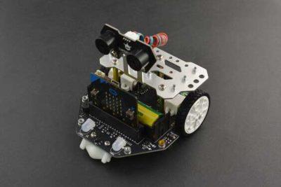 Mikro: Bit Maqueen Roboter
