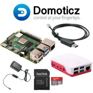 Kit compteur intelligent Raspberry Pi Domoticz