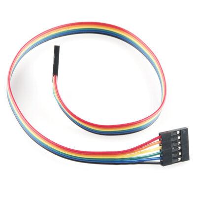 30cm 6 pins jumper wire