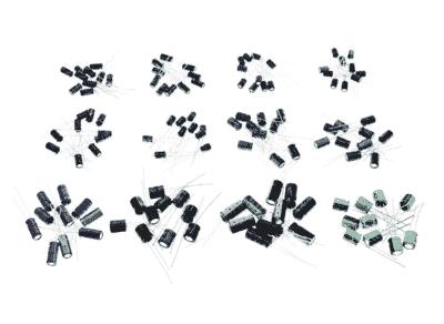 Ensemble de condensateurs 120 pièces