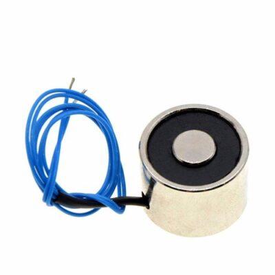 Electroaimant solénoïde 3kg