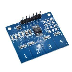 TTP224 touch sensor