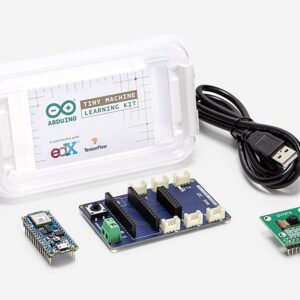 Kit d'apprentissage automatique Arduino Tiny