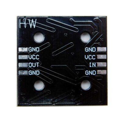 Cache arrière WS2812B module led 4X4