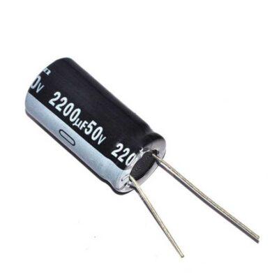 2200uf 50V Kondensator