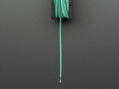 26AWG green connection wire