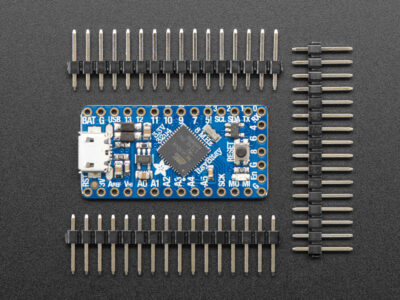 32U4 8MHz Adafruit itsybitsy board