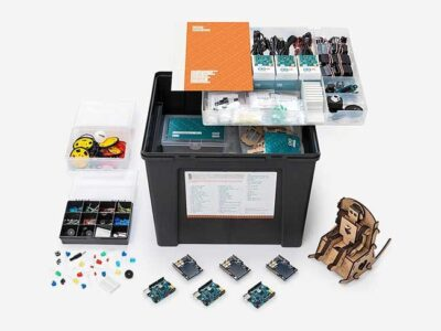 Pièces Arduino 101 CTC