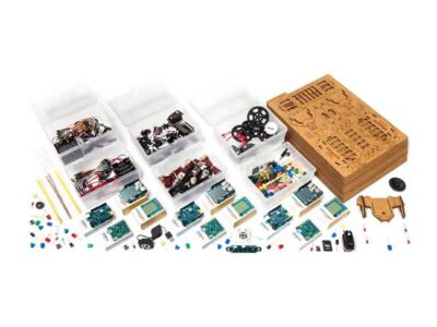 Sommaire programme CTC101 Arduino - complet