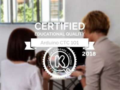 Certification Arduino