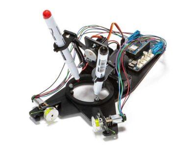 Teken project Arduino Engineering kit