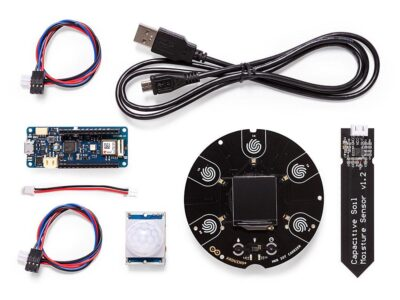 Contenu du kit Arduino Explore IoT
