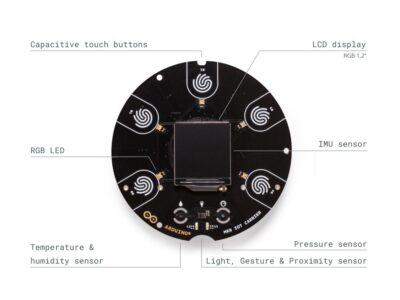 Porteur IoT Arduino