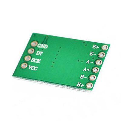 HX711 Load Cell Amplifier achterkant