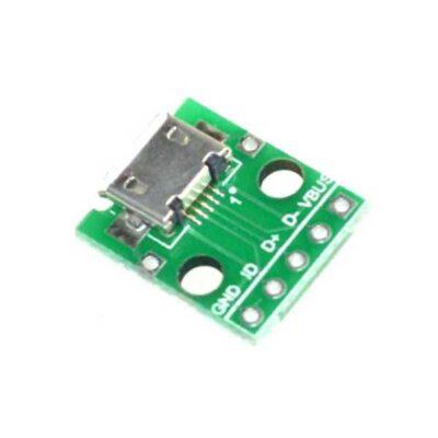 Adaptateur micro-USB DIP