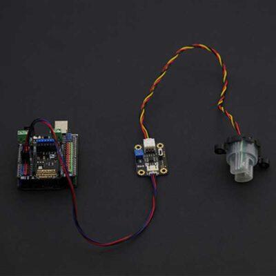 Schwerkraft: Analoger Trübungssensor für Arduino