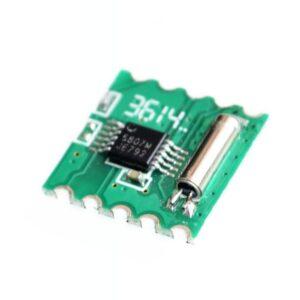 RDA5807M FM module